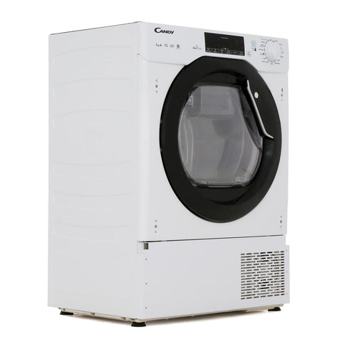 Candy CTDBH7A1TBE 7kg Built-In Heat Pump Tumble Dryer - White