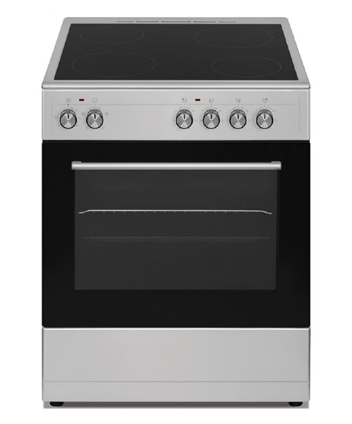 Simfer SCO60CEX 60cm Electric Cooker - Stainless Steel