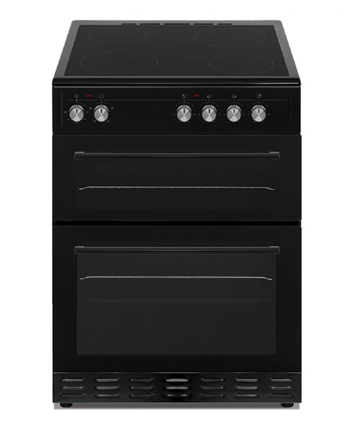 Simfer SCOD62CEB 60cm Electric Cooker - Black