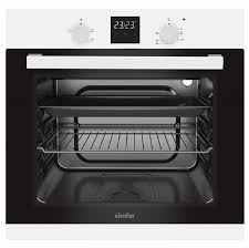 Simfer SBO60EW Built-In Single Electric Oven - White