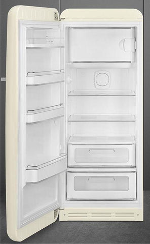 Smeg FAB28LCR3UK Freestanding Fridge - Cream
