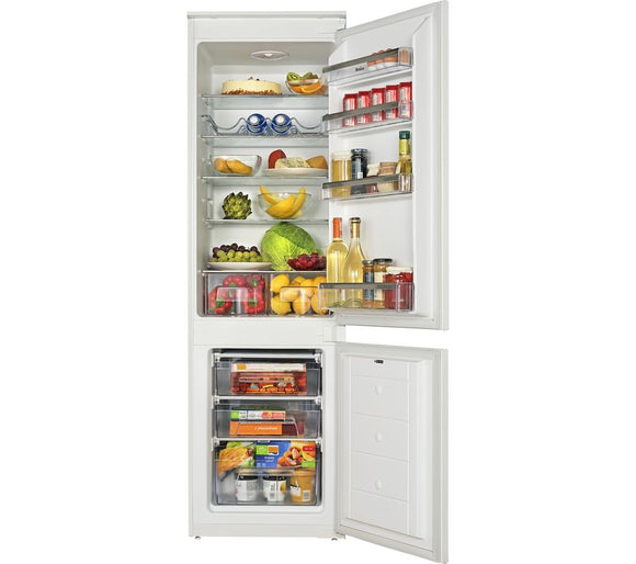 Amica BK316.3 70/30 Built-In Fridge Freezer - White