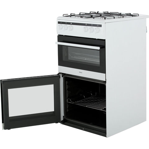 Amica AFG5100WH 50cm Gas Cooker - White