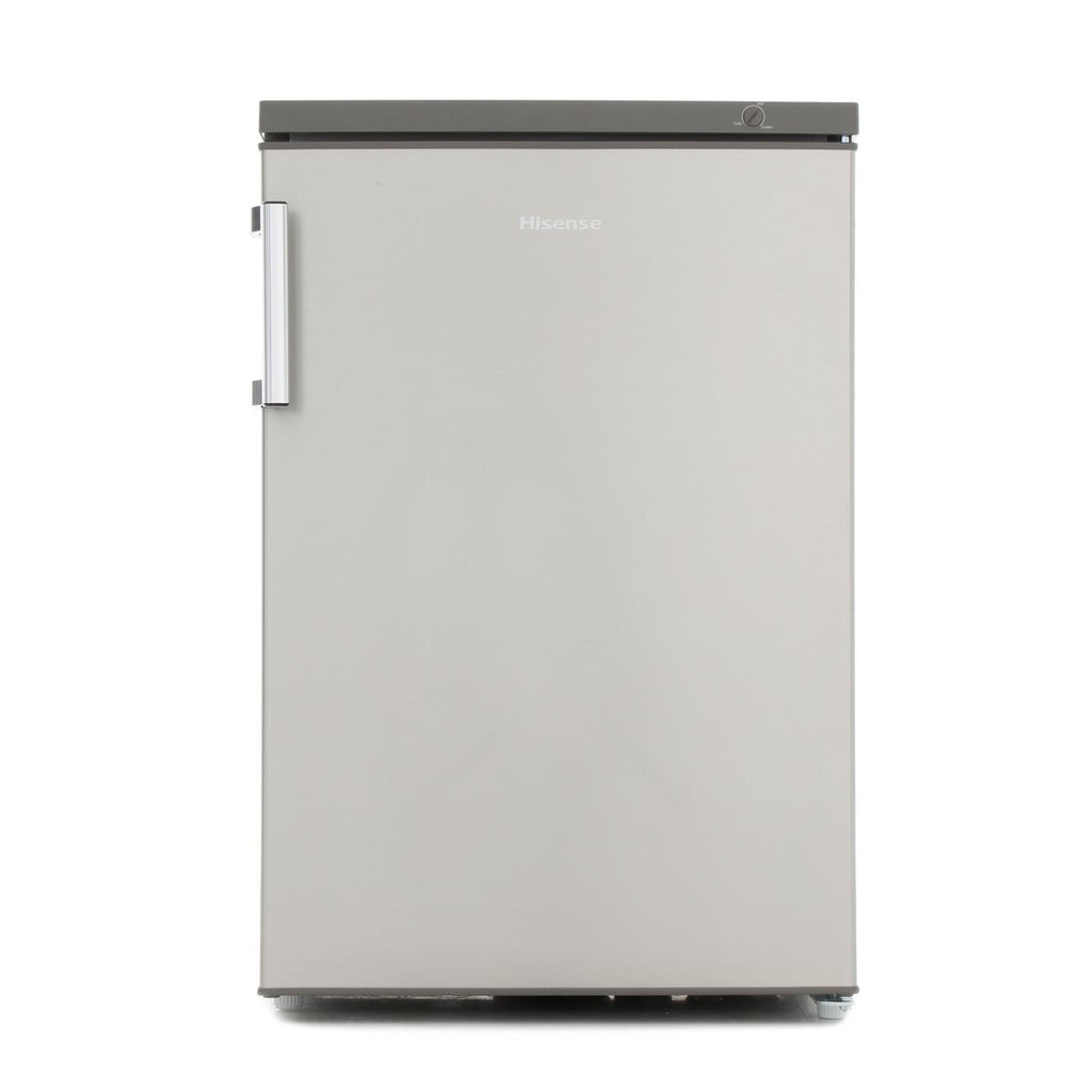 Hisense FV105D4BC2 55cm Under Counter Freezer - Stainless Steel