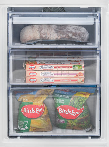 Beko BCN73F 70/30 Built-In Fridge Freezer Frost Free - White