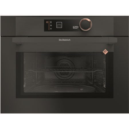 De Dietrich DKE7335A 40 Litre Built-In Microwave - Black