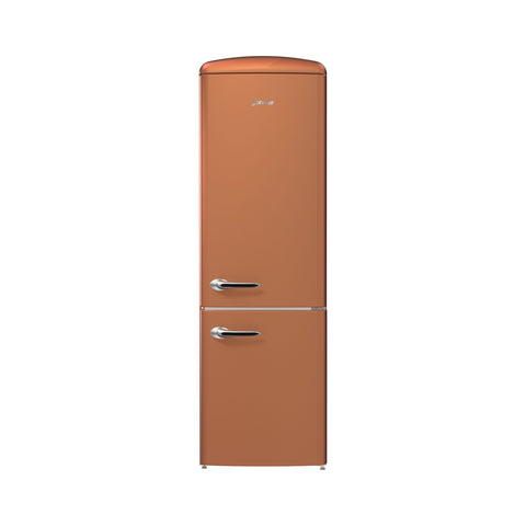 Gorenje ONRK193CR 70/30 Fridge Freezer No Frost - Copper