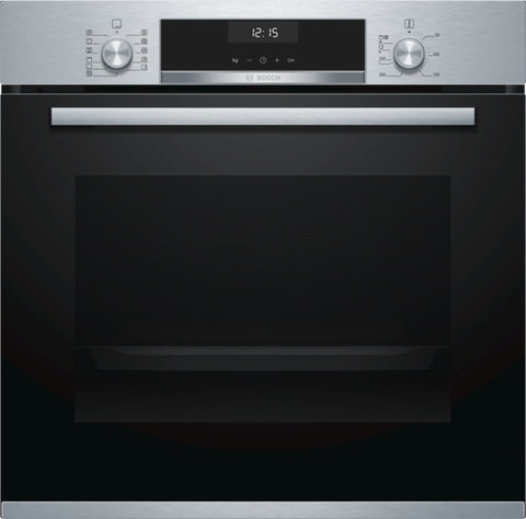 Bosch HBA5570S0B 60cm Built In Electric Oven - Stainless Steel