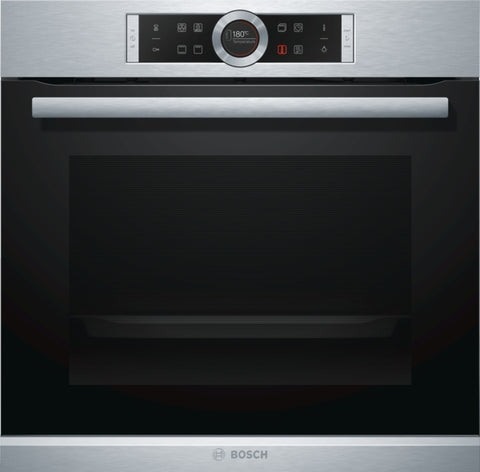 Bosch HBG634BS1B 60cm Built In Electric Oven- Stainless Steel