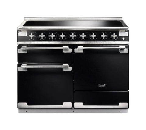 Rangemaster ELS110EIGB/ Elise 110cm Induction Range Cooker - Black 100320