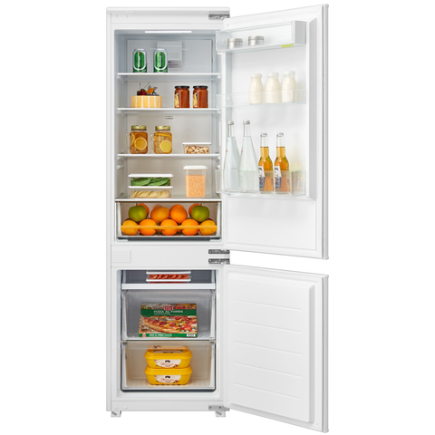 Statesman BIFF7030TNF Built-In 70/30 Frost Free Fridge Freezer - White