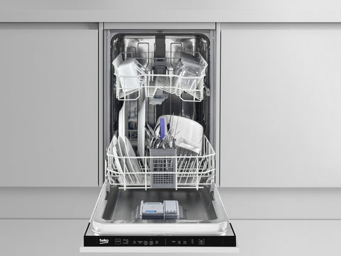 Beko DIS15012 Slimline Built-In Dishwasher