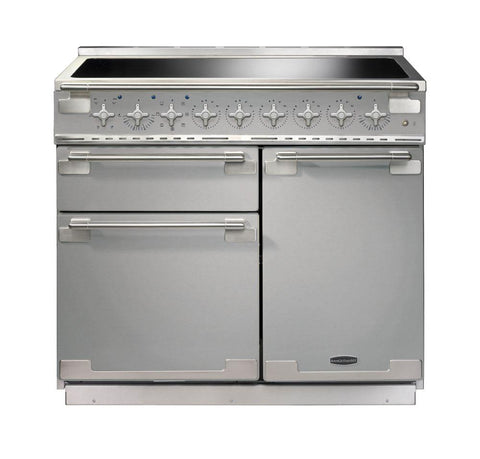 Rangemaster ELS100EISS/ Elise 100cm Induction Range Cooker - Stainless Steel 100180