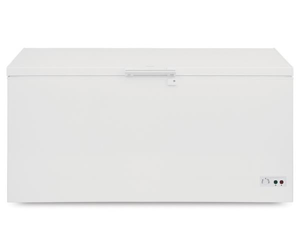 Simfer SCF5500 Chest Freezer & Chiller - White