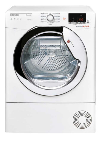 Hoover DXWH11A2TCEXM 11kg Heat Pump Tumble Dryer - White