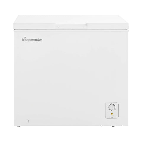 Fridgemaster MCF194 Chest Freezer - White