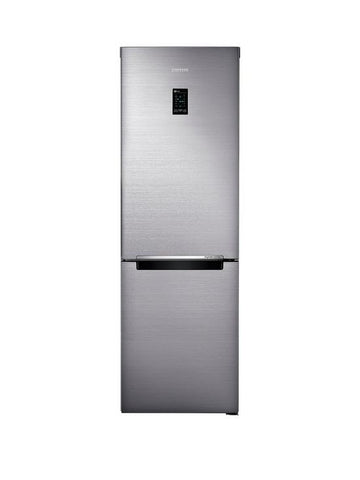 Samsung RB33N321NSS 60cm Frost Free Fridge Freezer -  Stainless Steel