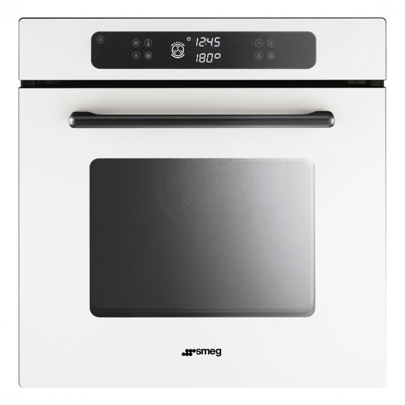 Smeg F610AB Built-In Electric Single Oven - White