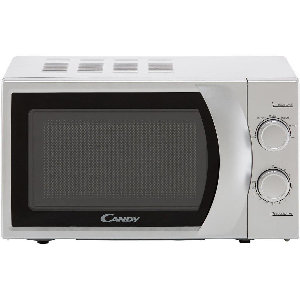 Candy CMW2070S 20 Litre Microwave - Silver