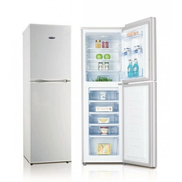 Iceking FF5595W Fridge Freezer - White