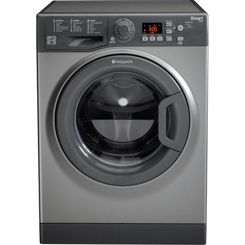 Hotpoint WMFUG842G 8kg 1400rpm Washing Machine - Graphite