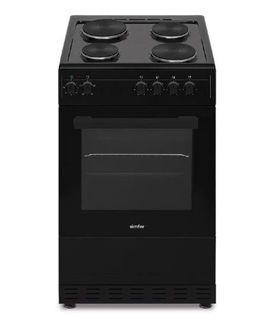 Simfer MID50EB 50cm Electric Cooker - Black