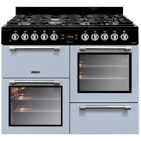 Leisure CK100F232B 100cm Dual Fuel Range Cooker - Blue