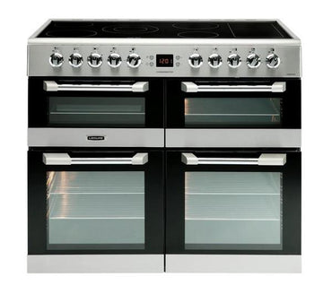 Leisure CS100C510X 100cms Electric Range Cooker - Stainless Steel