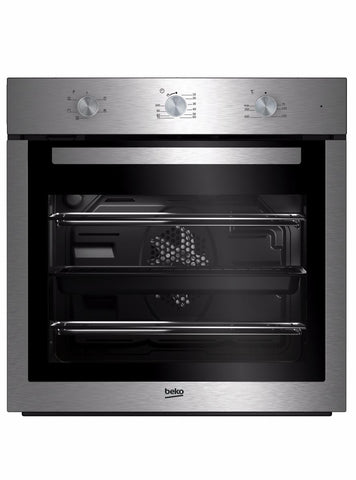 Beko BIF16100X Built-In Electric Single Oven - Stainless Steel