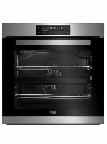 Beko BIM32400XP Built-In Electric Single Oven - Stainless Steel