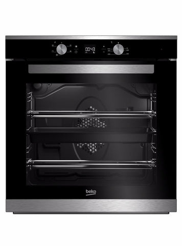 Beko BXIF35300X Built-In Electric Single Oven - Stainless Steel