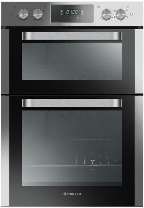 Hoover HO9D3120IN Built-In Electric Double Oven - Stainless Steel