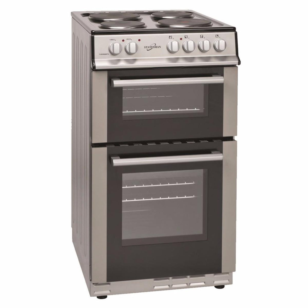 Statesman FUSION50ETS Electric Cooker - Silver