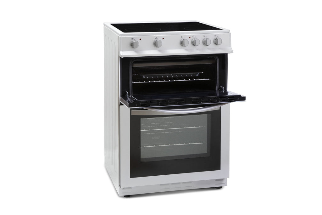 Montpellier MDC600FW Electric Cooker - White