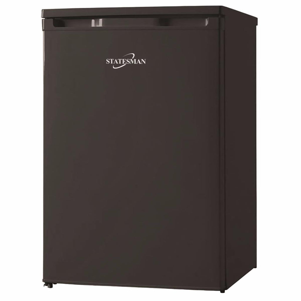 Statesman L255B  Under Counter  Fridge - Black