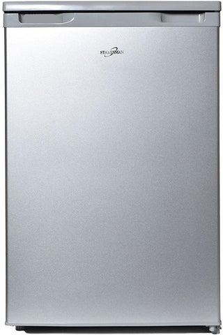Statesman R155S  Under Counter  Fridge - Silver