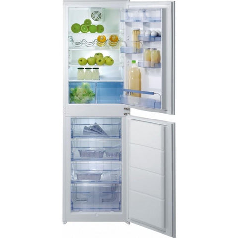 Gorenje RKI4181AWV 50/50 Built-In Fridge Freezer  - White 5yr wrty