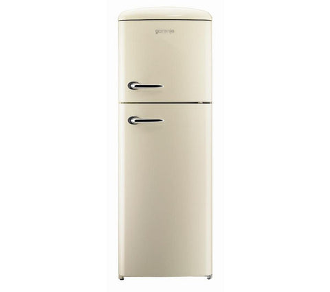 Gorenje RF60309OC 80/20  Fridge Freezer  - Cream