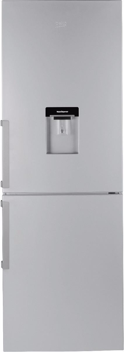 Beko CFP1675DS 50/50  Fridge Freezer Frost Free - Silver