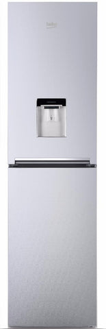 Beko CRFG1582DS 50/50  Fridge Freezer Frost Free - Silver