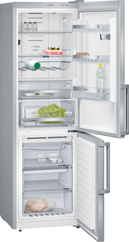 Siemens KG36NHI32 60/40  Fridge Freezer Frost Free - Stainless Steel