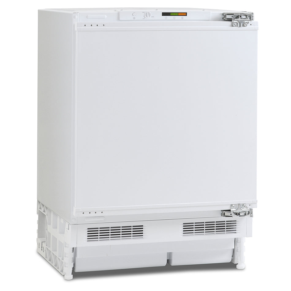 Montpellier MBUF300  Built-In Freezer  - White