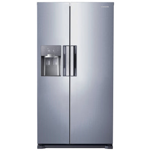 Samsung RS7667FHCSL   American Fridge Freezer Frost Free - Stainless Steel