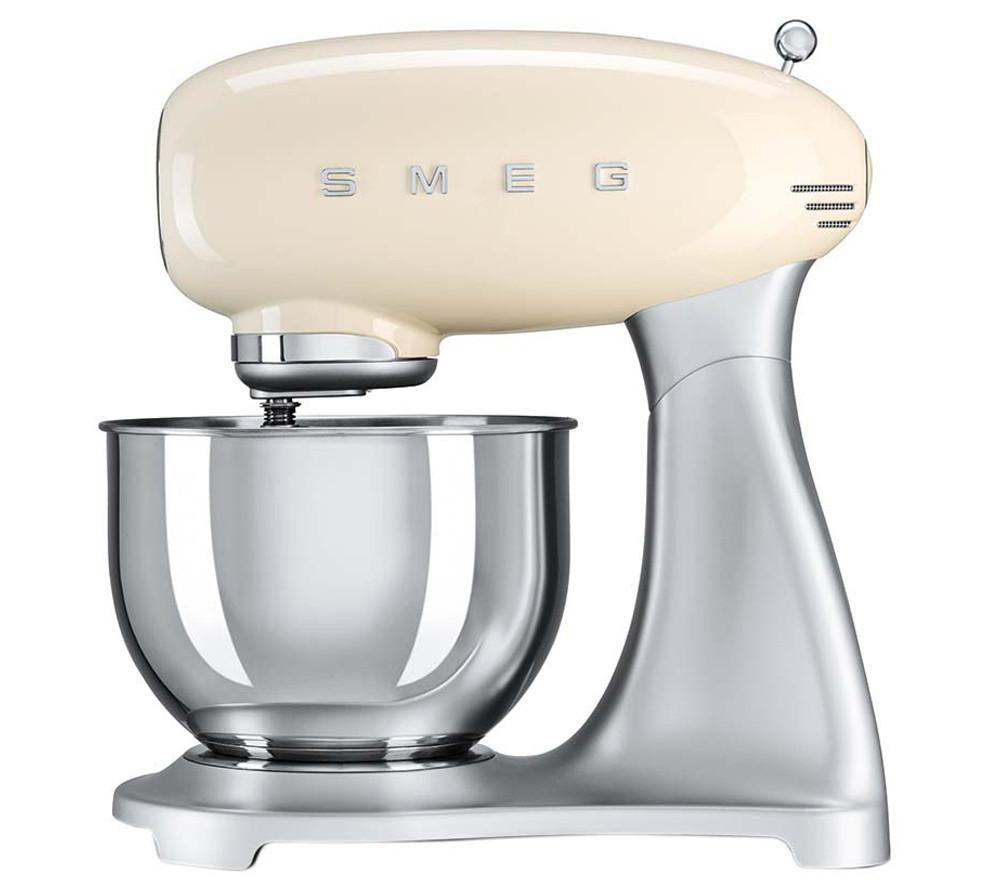 Smeg SMF01CRUK Mixer - Cream