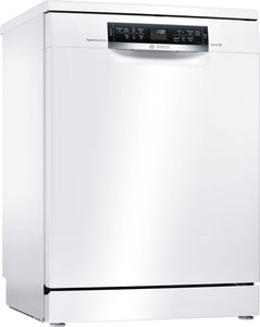 Bosch SMS67MW01G Full Size Dishwasher -  White