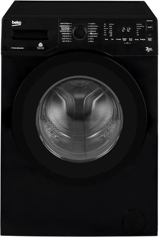 Beko WDR7543121B 7kg 1400rpm  Washer Dryer - Black
