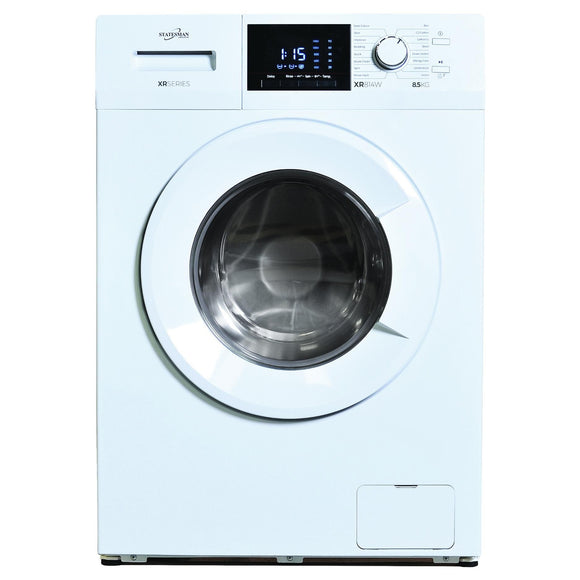 Statesman XR814W 8kg 1400rpm  Washing Machine - White