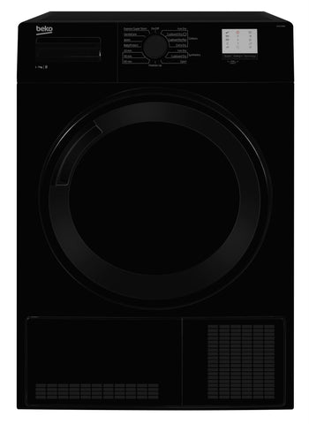 Beko DTGC7000B 7kg Condenser Tumble Dryer - Black