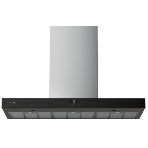 Leisure PCWB9752BP 90cm Cooker Hood - Black