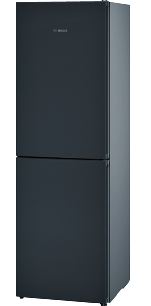 Bosch KGN34VB35G 70/30 Fridge Freezer Frost Free - Black